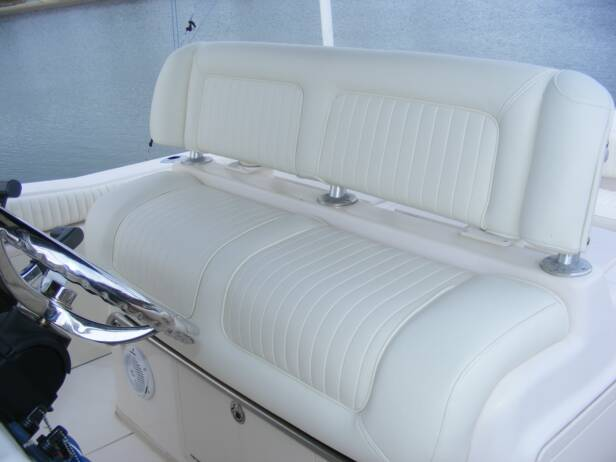 Marine exteriors upholstery